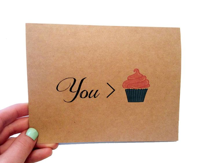 Send someone a card for no reason other than to show you're thinking of them!
