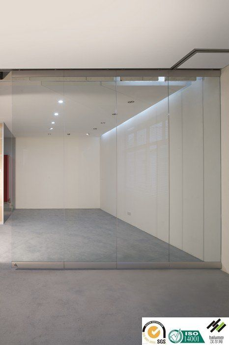 Duke Glass Movable Partition Wall