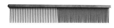 "Pet Supply Imports Anti-Static Medium Coarse Dog Grooming Comb 7"""