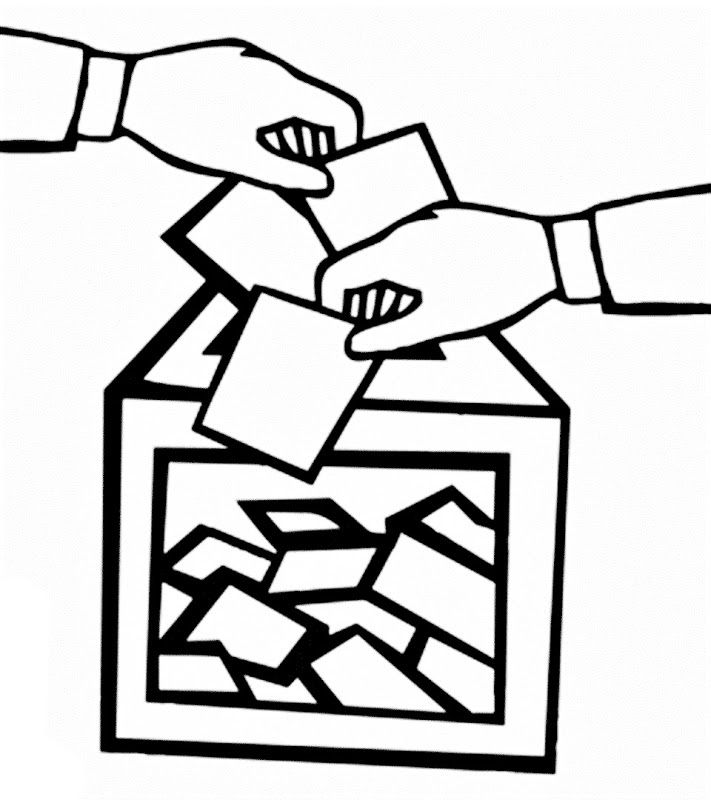 1000 images about projects to try on pinterest reading for Free election day coloring pages