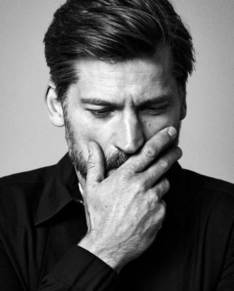 Nikolaj Coster-Waldau - Jaime Lannister #GameOfThrones #JaimeLannister #NikolajCosterWaldau