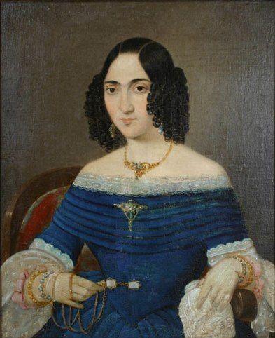 Portretul Elenei Manolache Miclescu
