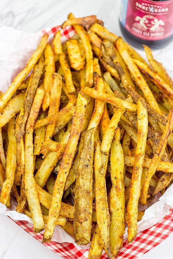 Baked Seasoned Fries