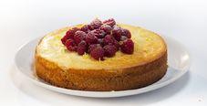 Безглютеновый йогуртовый пирог