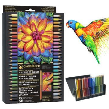 Chameleon Color Tones Pencils $74.95 in store and online for a limited time