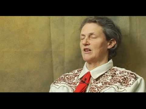 The Sensory Spectrum: Dr. Temple Grandin-Video on Sensory Issues and Sensitivity. Pinned by SOS Inc. Resources. Follow all our boards at pinterest.com/sostherapy for therapy resources.