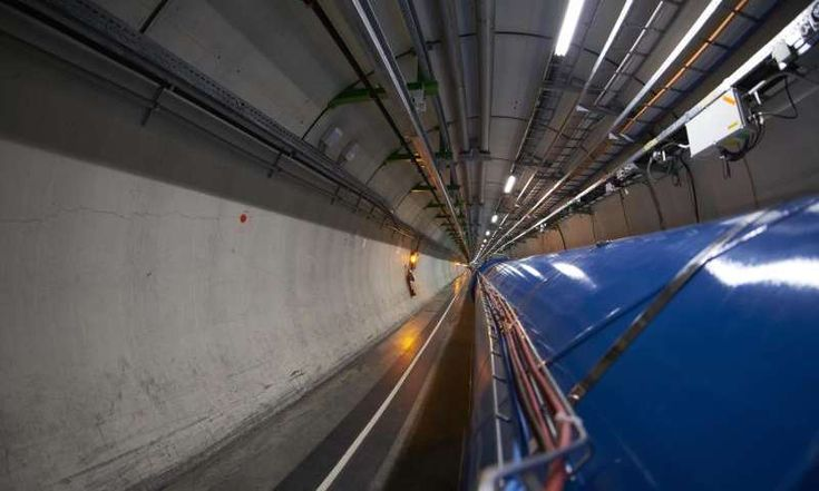 The #LHC Has Restarted For Its 2017 Run