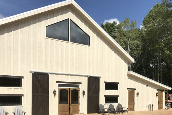 Allura Fiber Cement Siding Rustic Series White Granite Cladding Covering Wood Alternative Realistic Grain Smoot Fiber Cement Siding Fiber Cement Siding