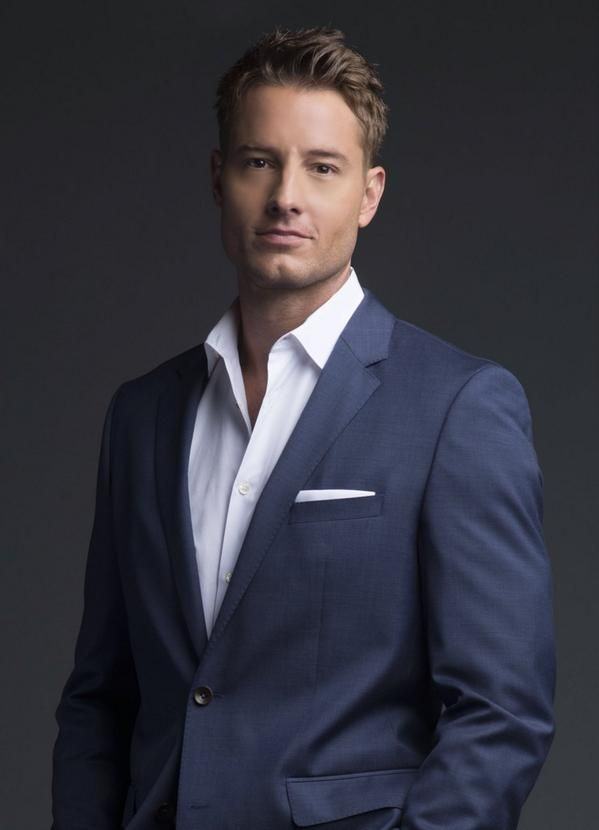 Justin Hartley (Adam Newman- 2015)