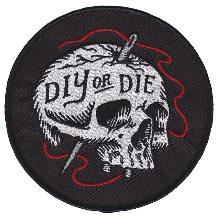 CAT COVEN DIY OR DIE PATCH - Sourpuss Clothing
