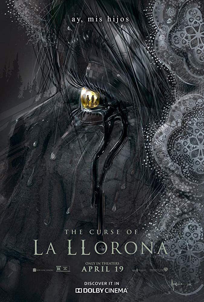 Utorrent Ver The Curse Of La Llorona Pelicula Completa En Espanol La Llorona Llorona The Conjuring