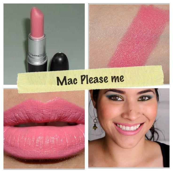 mac please me - Google Search | MAC Lipsticks | Pinterest