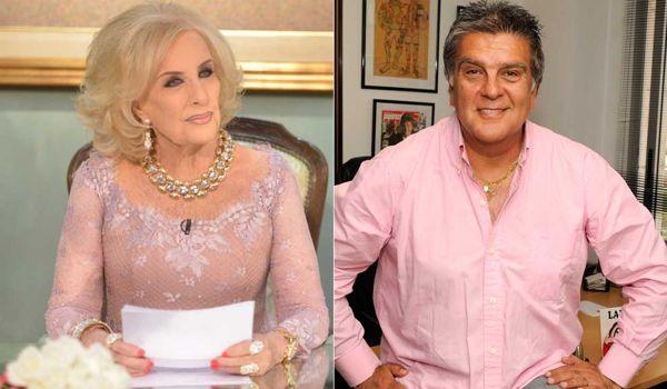 Mirtha habló de la carta de su hijo: qué dijo Ventura - Yahoo Celebridades México