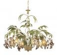 "Six Light Down Chandelier | Indiana Lighting  6 x 40 watt ""country/rustic"" $618.50"