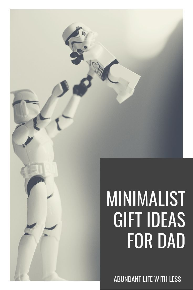7 Perfect Gifts For Minimalist Dads Unique Gifts For