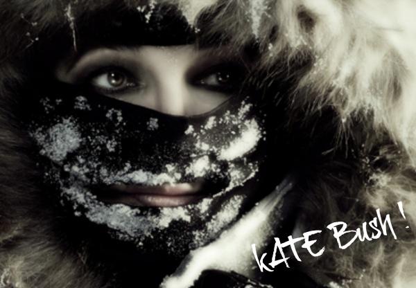 KATE BUSH.