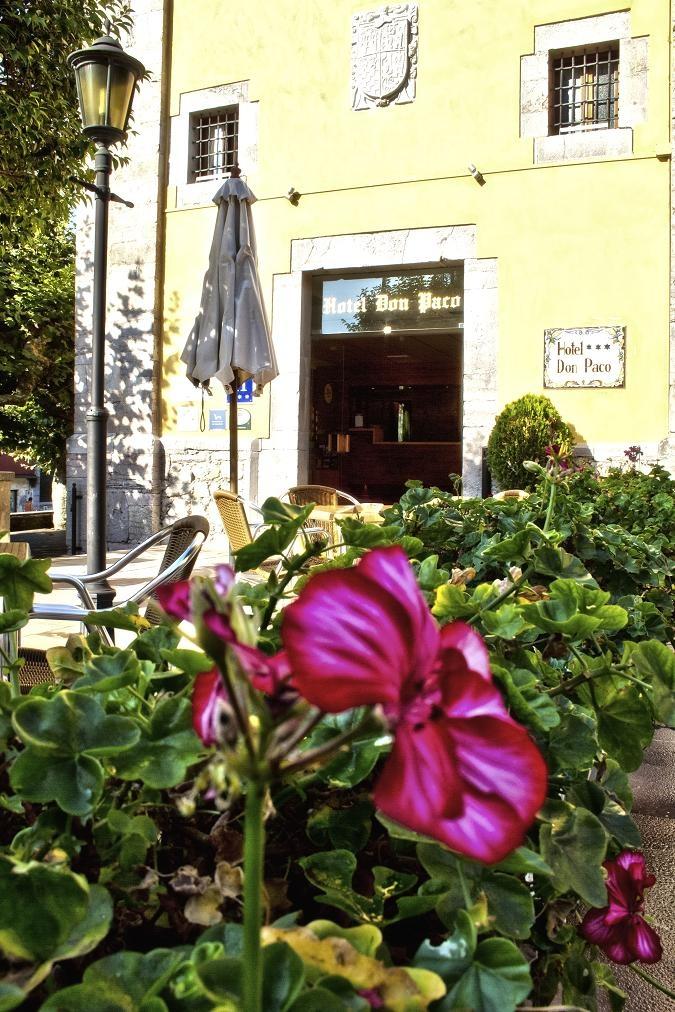 Hotel Don Paco #exterior #llanes #asturias #convento #peregrinos #caminodesantiago