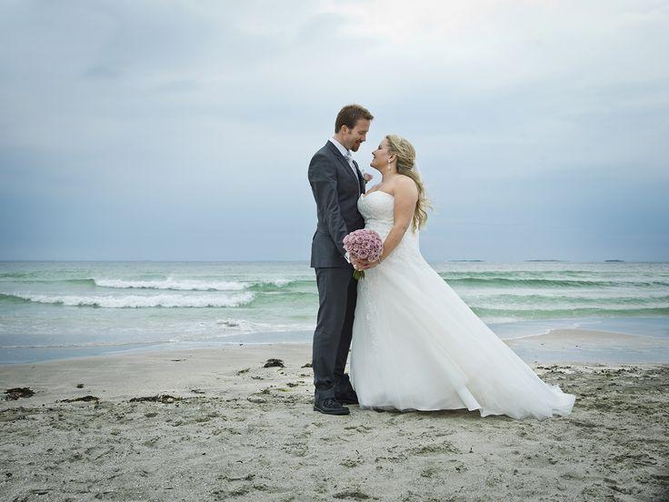 Wedding Sola Beach Norway