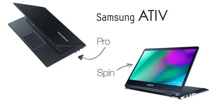 Samsung Rilis Ativ Book 9 Pro dan Book 9 Spin