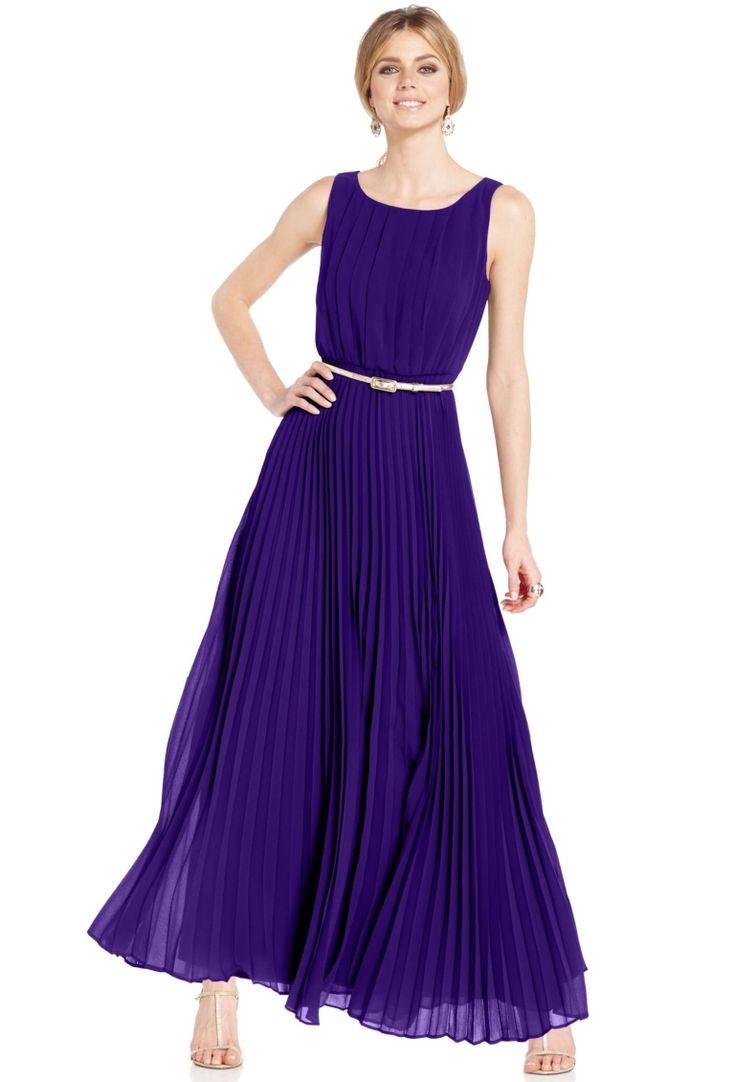 Mejores 14 imágenes de Pleated Maxi Dress en Pinterest   Vestidos ...