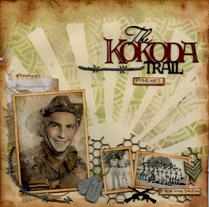 Layout: The Kokoda Trail Pioneer