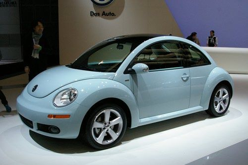 Do want :( | 2010 Volkswagen New Beetle Final Edition