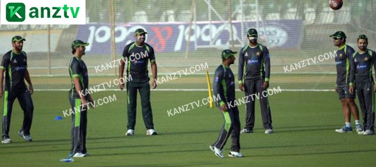 Pakistan cricket team kickoffs training session today, ahead of World XI series Pakistan cricket team kickoffs training session today, ahead of World XI series  LAHORE: Pakistani cricket squad from Thursday will begin training sessions for the upcoming series with World XI as the national training camp has been organised at Gaddafi Stadium here.