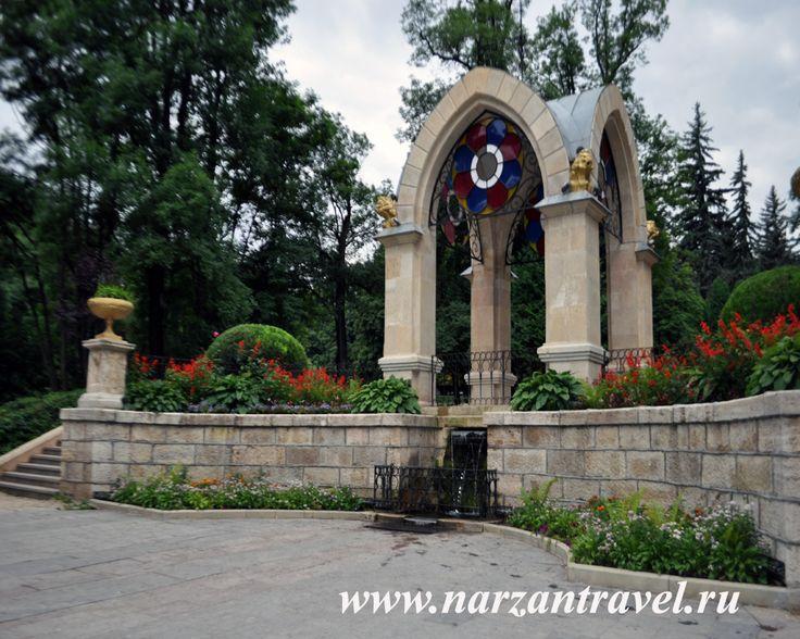 Стеклянная струя. Курортный #парк. #Кисловодск. #Лето. #photo #фото #курорт