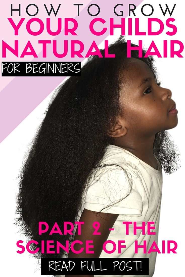 Cute easy hairstyles that kids can do - How To Grow Kid S Natural Hair For Beginners Part 2 The Science Of Black Hair Black Hair Kids S And Natural