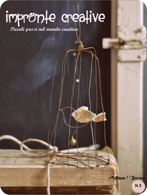 Country style: Impronte creative n 3