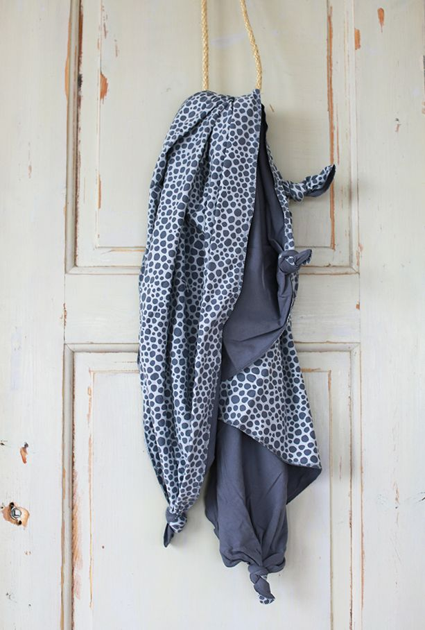 Lilly blanket Blue - By Heritage - nummertio.se
