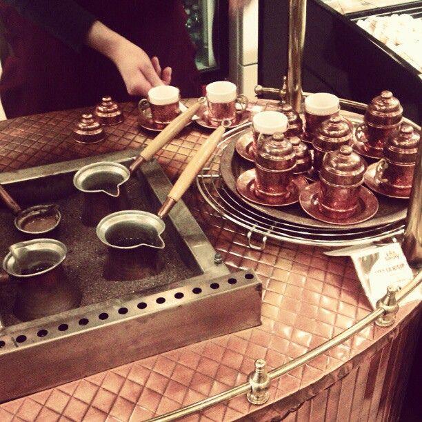 Brasov - authentic Turkish coffee