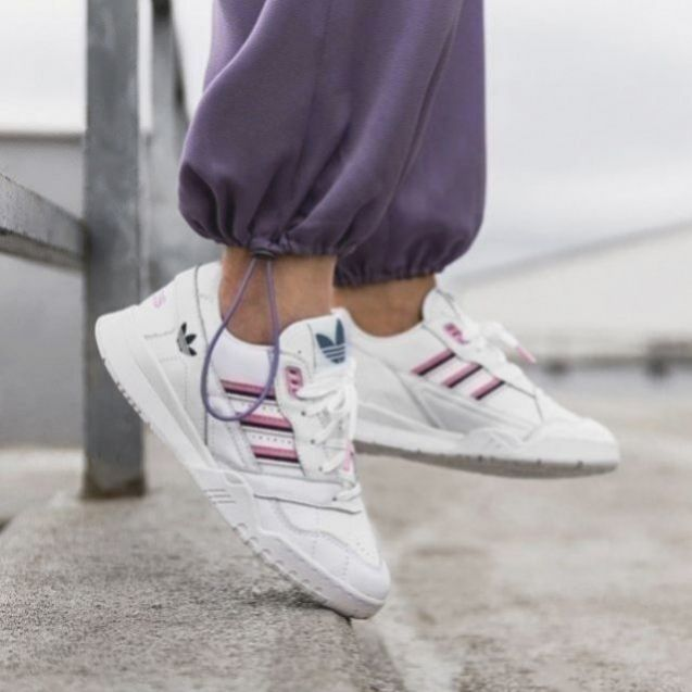 Adidas ar trainer w women's shoes white. in 2020   Adidas ...