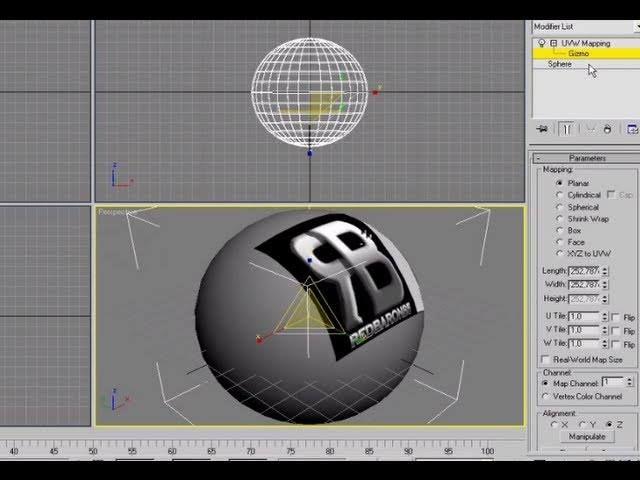 Videotutorial 3D Studio MAX - Mappatura UV delle textures sulle Mesh (con sottotitoli) - #3DStudioMax #Mappatura #Mesh #Redbaron85 #TextureMapping #Textures #Uv #UvMapping #UvwMap #Videotutorial http://wp.me/p7r4xK-f8