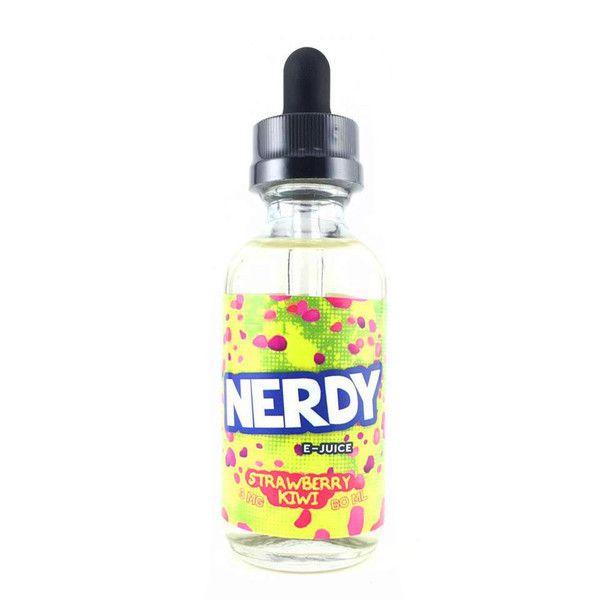 Strawberry Kiwi - Nerdy E Liquid #vape #vaping #eliquid