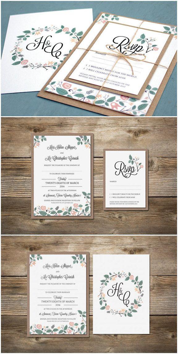 56 best Wedding Stationary images on Pinterest | Wedding stationary ...