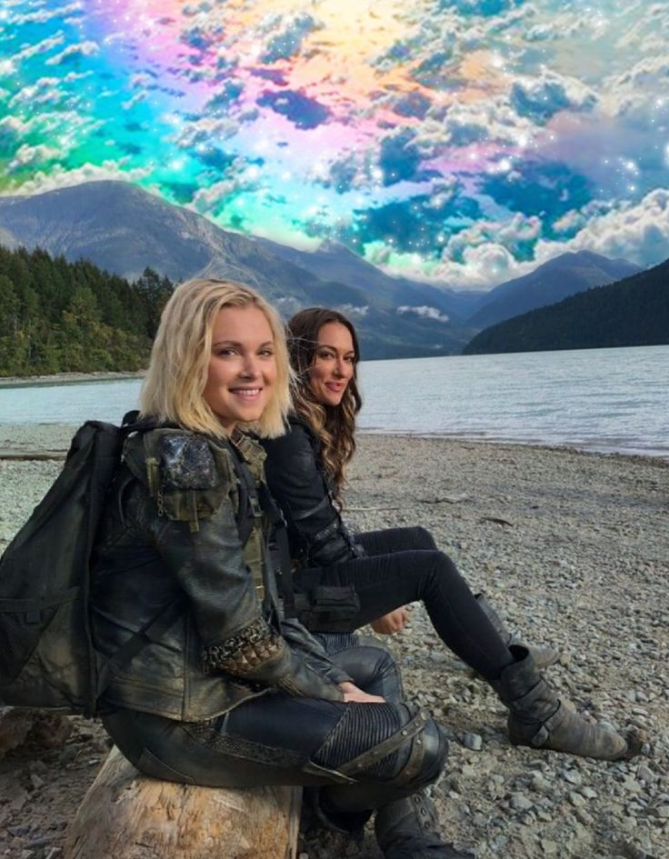 The 100 in 2020 The 100 characters, The 100 clexa, The 100