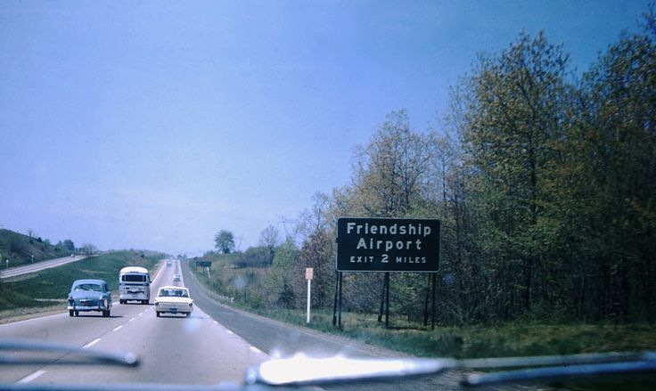 https://flic.kr/p/UHBvea   Found Photo -  Friendship Airport Sign   That's what they used to call BWI