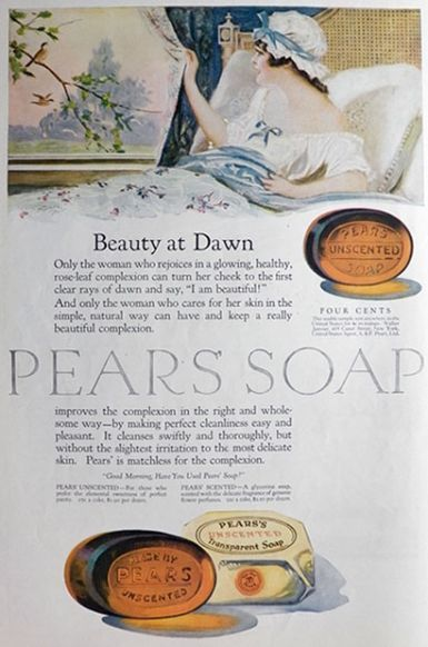 pears soap strategy Pears soap - another great advertising project by sixe (aka six elements) agency, sydney, queensland.
