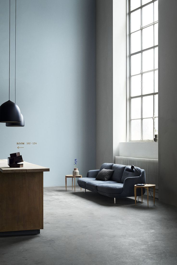 Lune™ in the colour Indigo