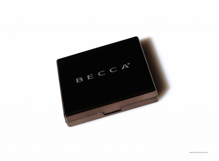 BECCA Lowlight/Highlight Perfecting Palette Pressed #beccacosmetics #makeup #beauty #highlight #contour