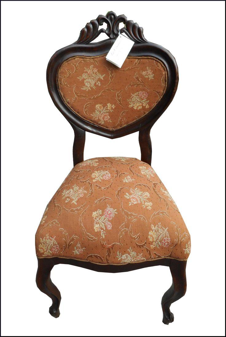 Antica sedia Luigi Filippo restaurata