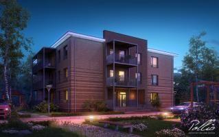 Xb1 Многоквартирный дом с уникальным дизайном фото 3