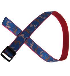 Bison nylon webbed belts feature colorful patterns that kids will want to wear with all their pants. Belts are 1 in. wide and have a sturdy Delrin Slider buckle for easy fastening. Belts... More Details