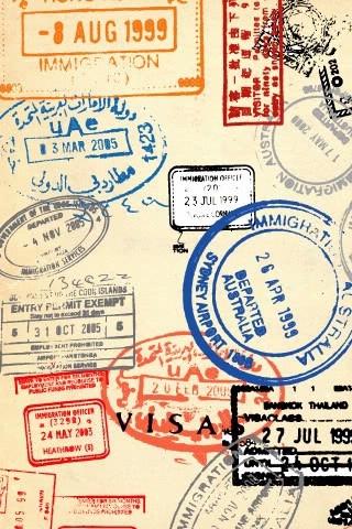 Passport Print