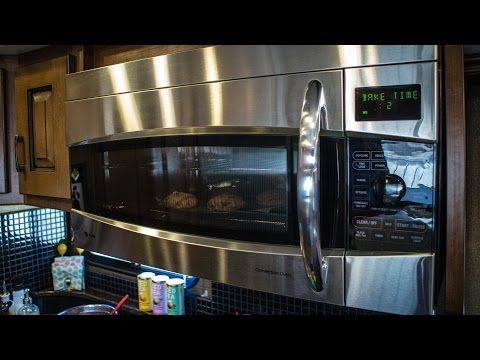 My Tiny Kitchen - Convection Cooking