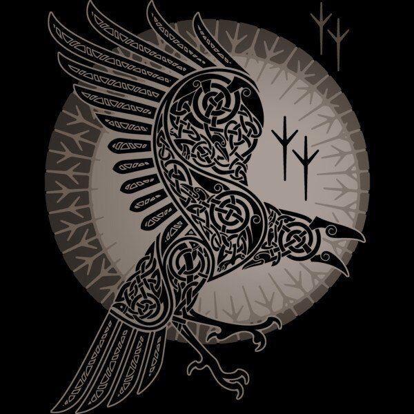 23 Raven Tattoo Designs Ideas: Best 25+ Raven Tattoo Ideas On Pinterest