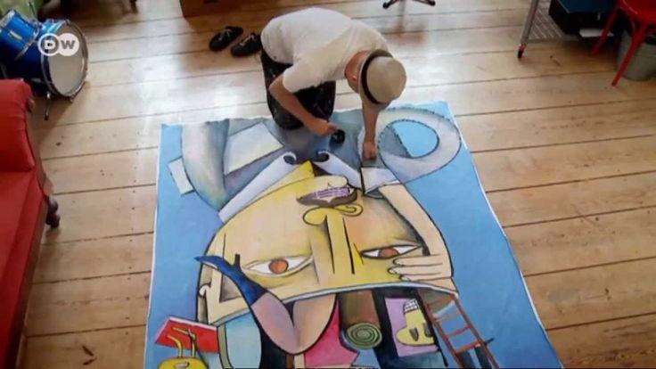 Der deutsche Pop-Art-Künstler Jim Avignon | Euromaxx