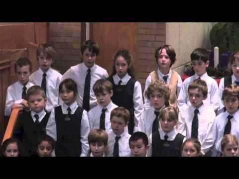 ▶ HGS Prep School Choir Sings at Bethany United Church - YouTube