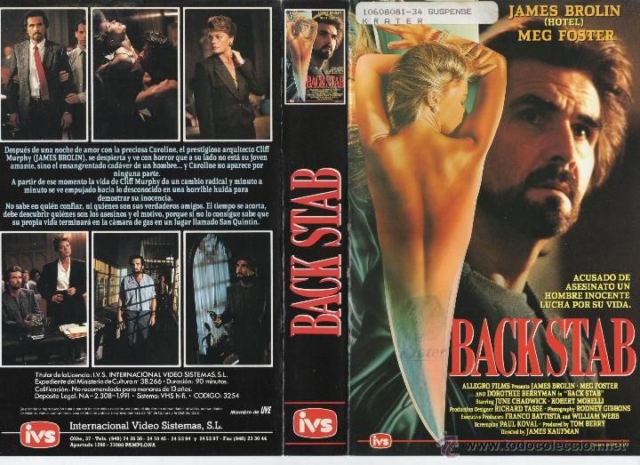 """BACK STAB"" (BACKSTAB, ""IMAGE ORGANIZATION"", 1990), PAL VHS, ""INTERNACIONAL VIDEO SISTEMAS, SL"", IVS, PAMPLONA, SPANJE, DENEMARKEN, reizen, ""BREXIT video"", ""BREXIT immigration"", Leo, Virgo horoscope, Scorpio, Pisces, Aries, Cancer sign, ""sidereal astrology"", ""nouvelle vague"", ""Anna KARINA"", ""Anne WIAZEMSKY"", ""Charlotte GAINSBOURG"", SOKO, ""Bethany COSENTINO"", ""Melody PROCHET"", ""indie girl"", ""riot grrrl"", grrrls, ""Renault 21"", ""Nissan Primera"", ""Mitsubishi Galant GLS"", €, ""De Sims 2""…"